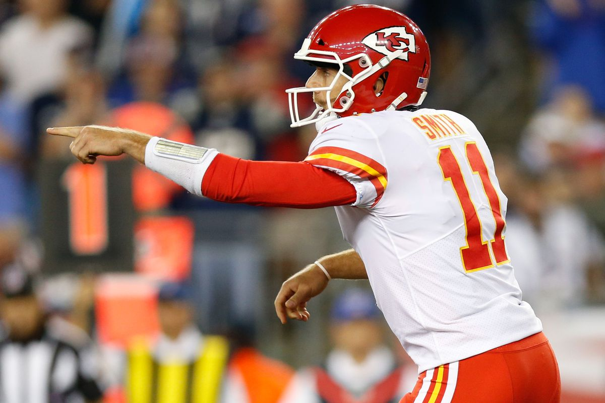 Alex Smith s last chance to make a legacy with the Chiefs slipped through  his fingers e8177be63