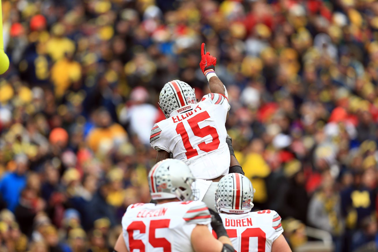 Podcast: The 20 most re-watchable Ohio State games of all-time: We don't give a damn for the whole state of Michigan
