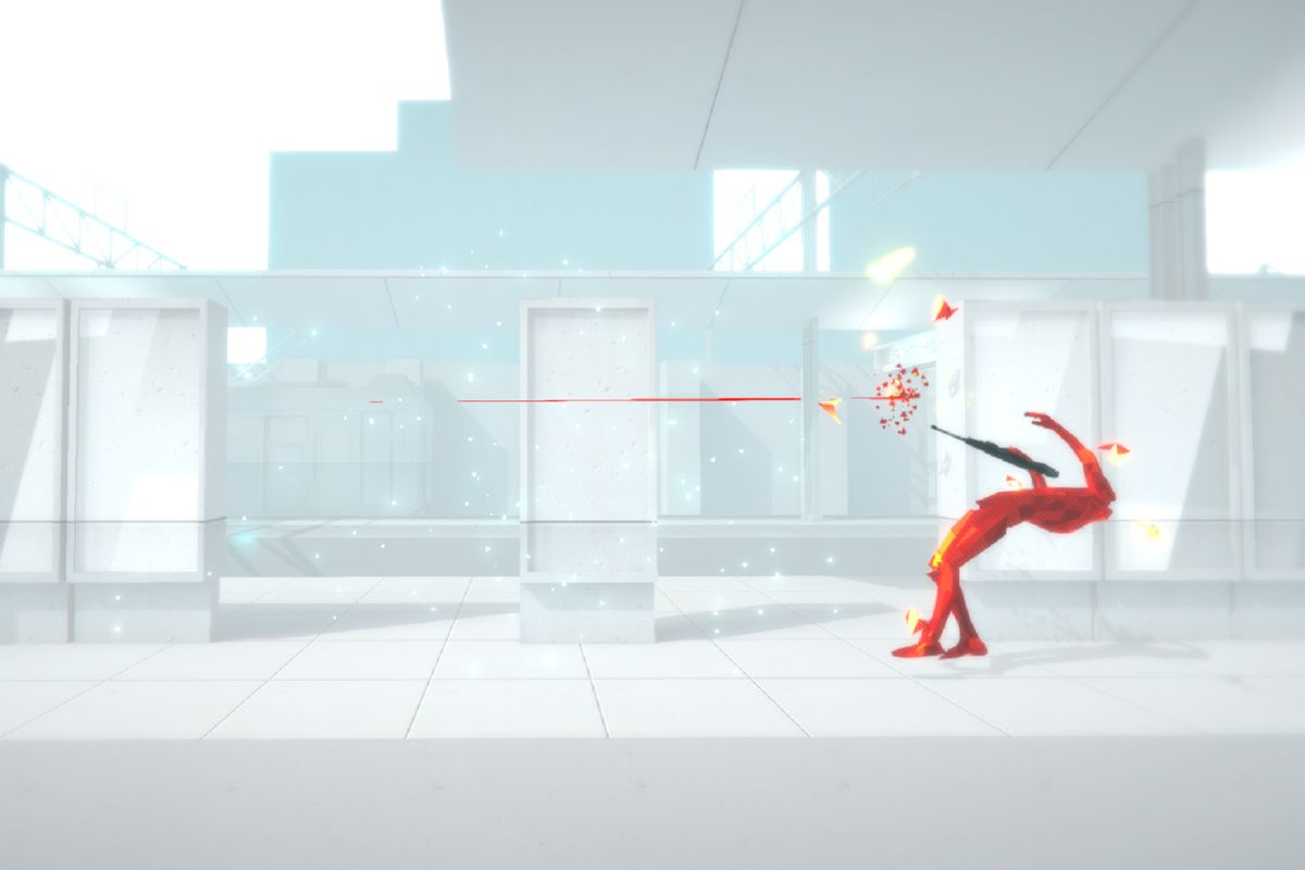 Superhot comes to Nintendo Switch today - Polygon