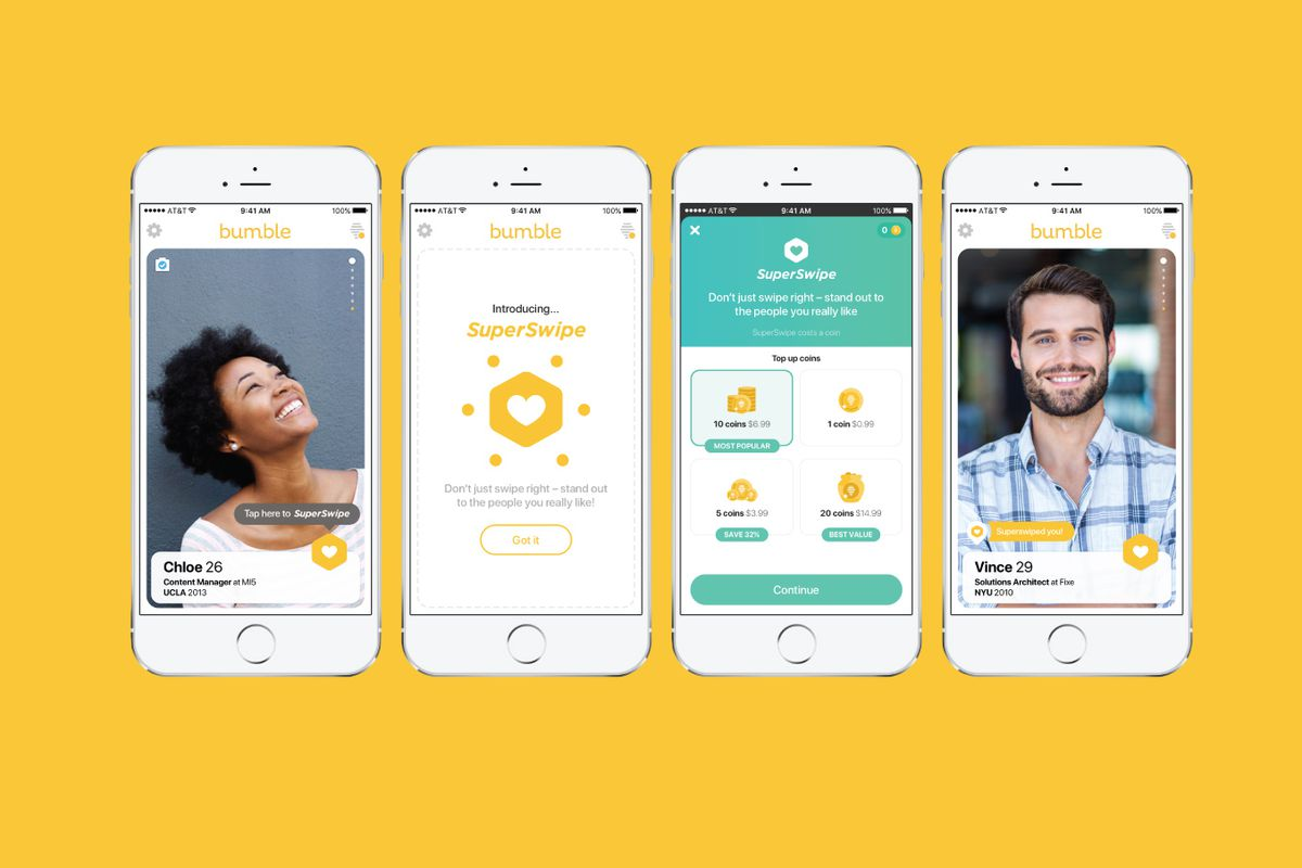 Bumble dating new york