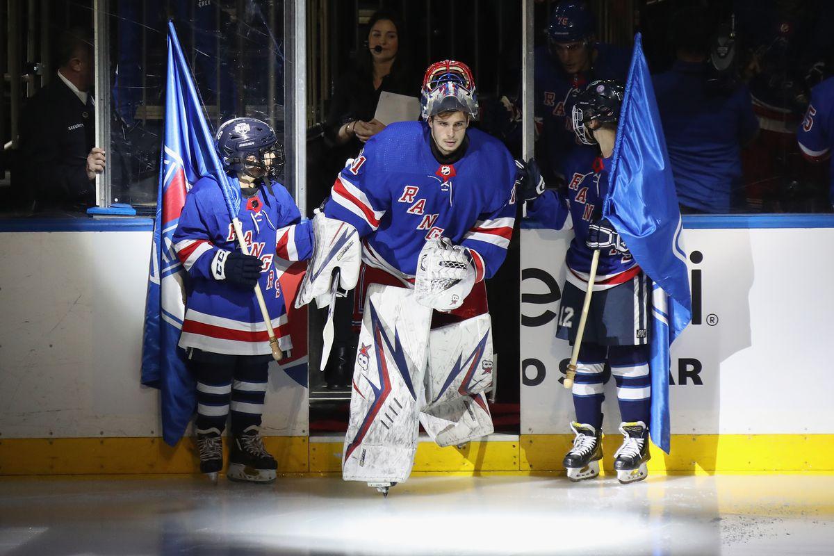 Colorado Avalanche v New York Rangers