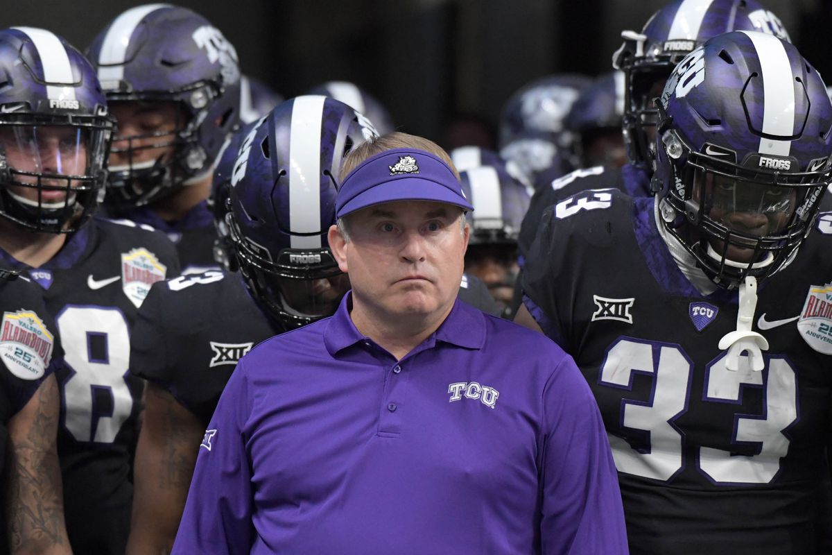 TCU football preview 2018  The Big 12 s other most proven program ... 037a8b497
