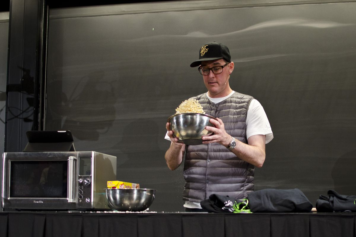 Mark Ladner - Science & Cooking 03