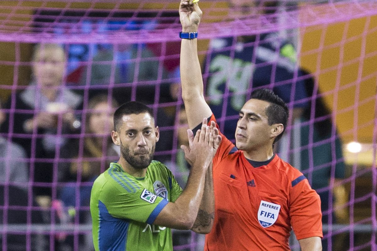 Clint Dempsey is the asshole we chose to love - Sounder At Heart