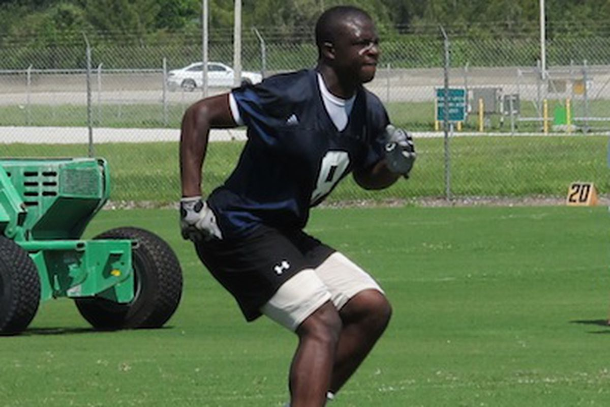 The Canes gained a commitment from Park Vista S Marques Gayot a few weeks ago.
