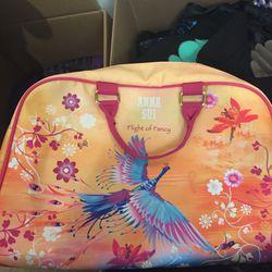 Travel bag, $25
