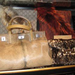 VBH vault Cavallino bag, $2,900<br />VBH prive clutch leopard mink, $4,300