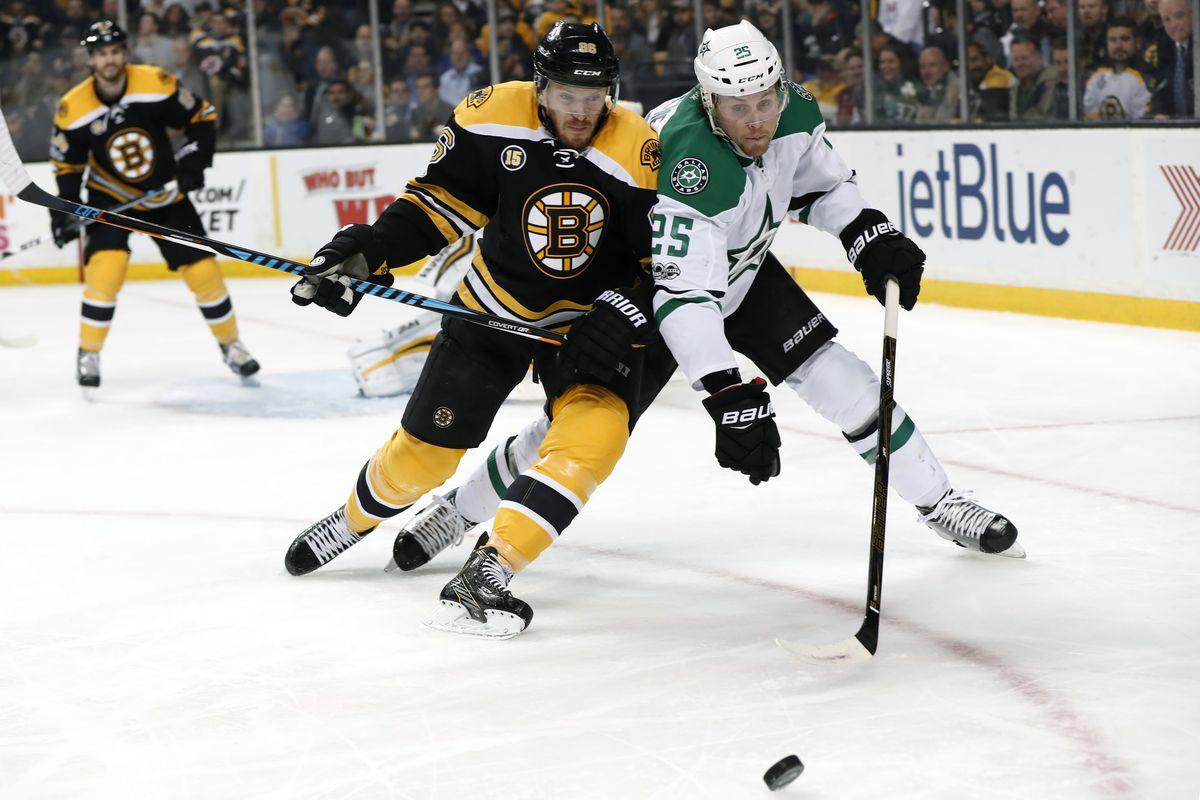 NHL: MAR 30 Stars at Bruins