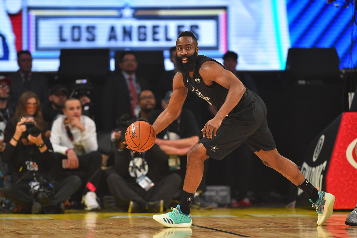 be47881ea65b Bob Donnan-USA TODAY Sports. James Harden was officially named an NBA All- Star starter in the Western ...