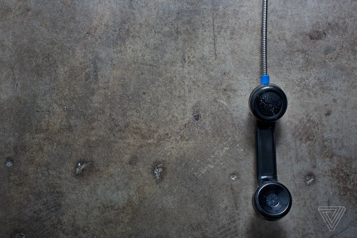 Prison inmate calling companies - Photo By James Bareham The Verge