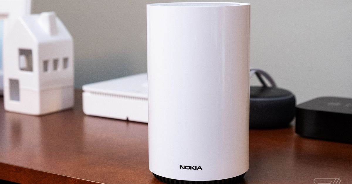Nokia WiFi Beacon 3 review: high-speed mesh networking