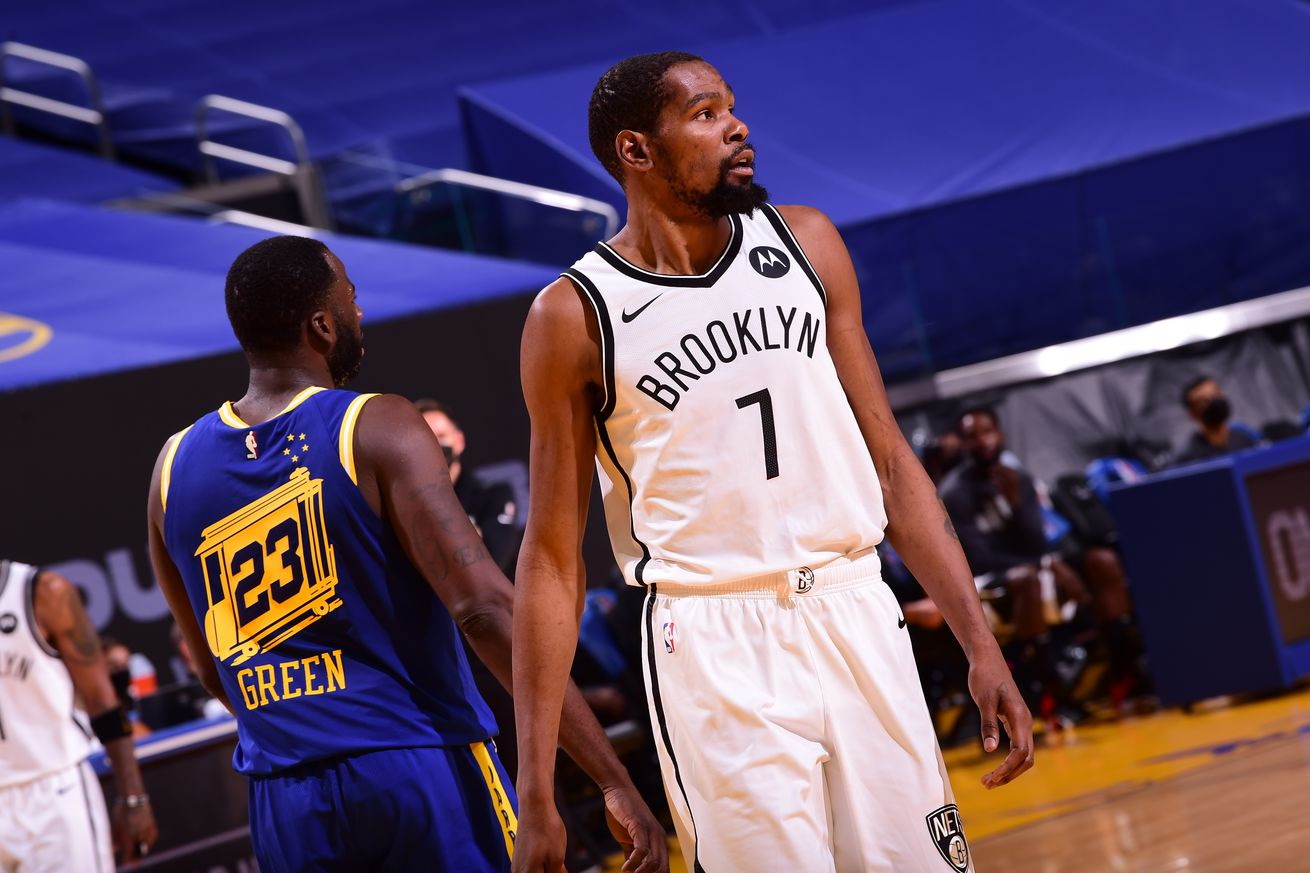Brooklyn Nets v Golden State Warriors