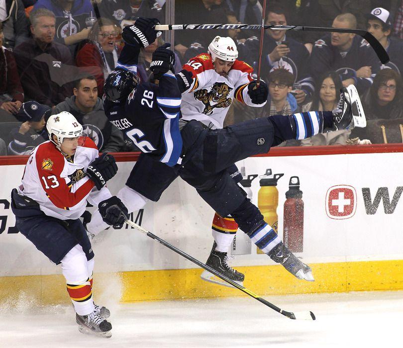 213cef6e7a2 Florida Panthers vs Winnipeg Jets  LBC Live GameThread - Litter Box Cats