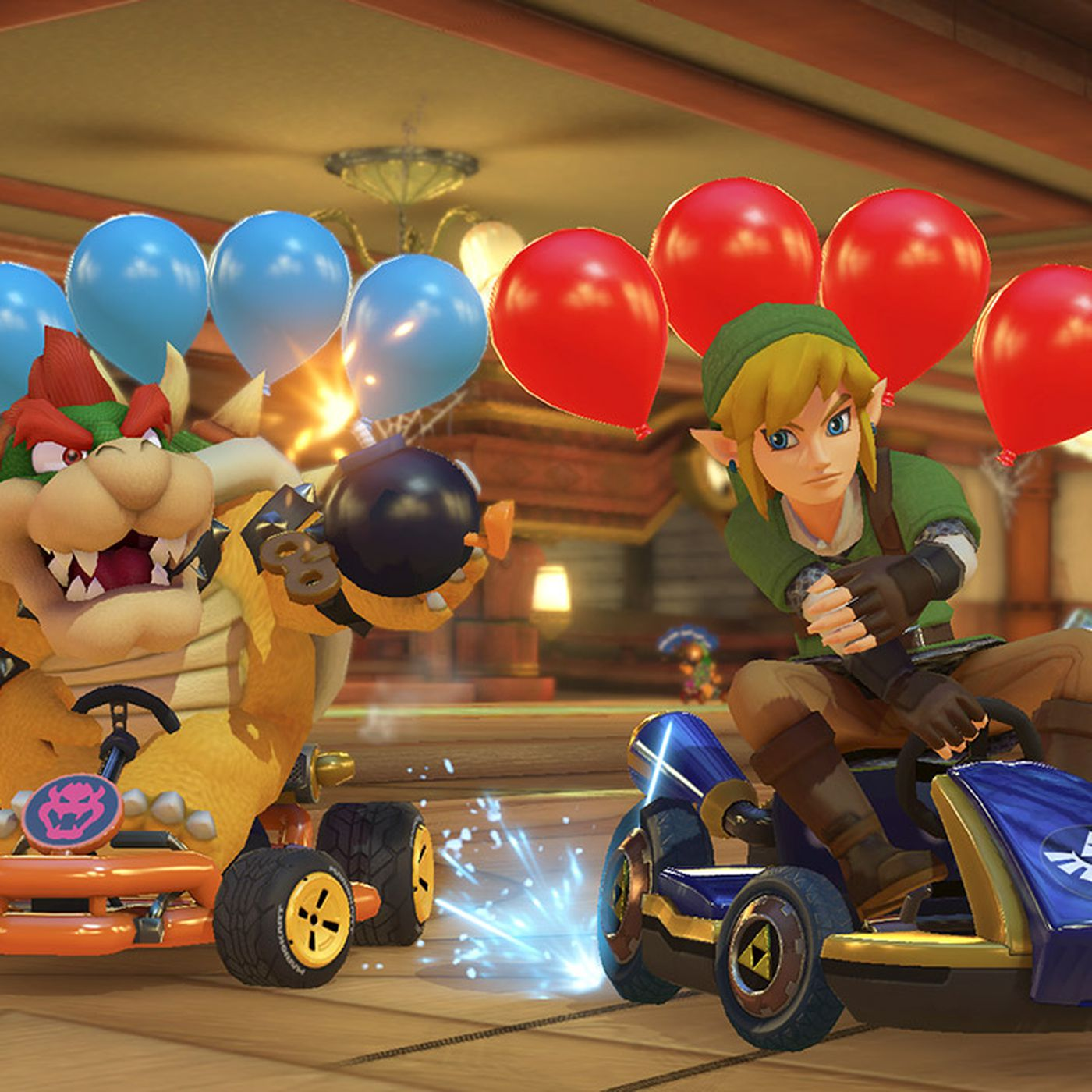After Mario Kart 8 Deluxe Fans Wonder If It S Time For A Name