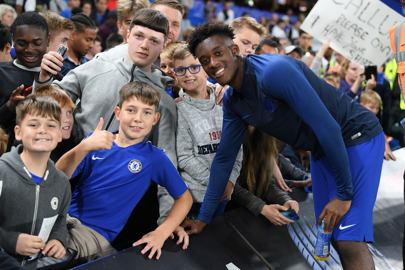 It?s finally over: Callum Hudson-Odoi signs contract extension with Chelsea