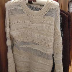 Iro sweater, $150