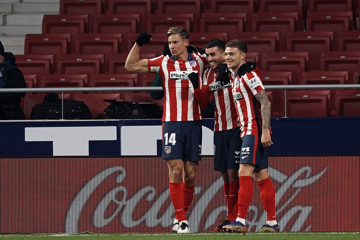 Player Ratings: Atlético Madrid 2-0 Sevilla - Into the Calderon