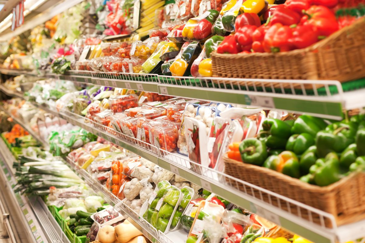 Concern about catching COVID-19 has many people worried about their groceries.
