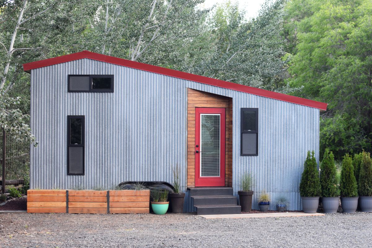 shed tiny house. Photos Via SHEDsistence Unless Otherwise Noted Shed Tiny House N