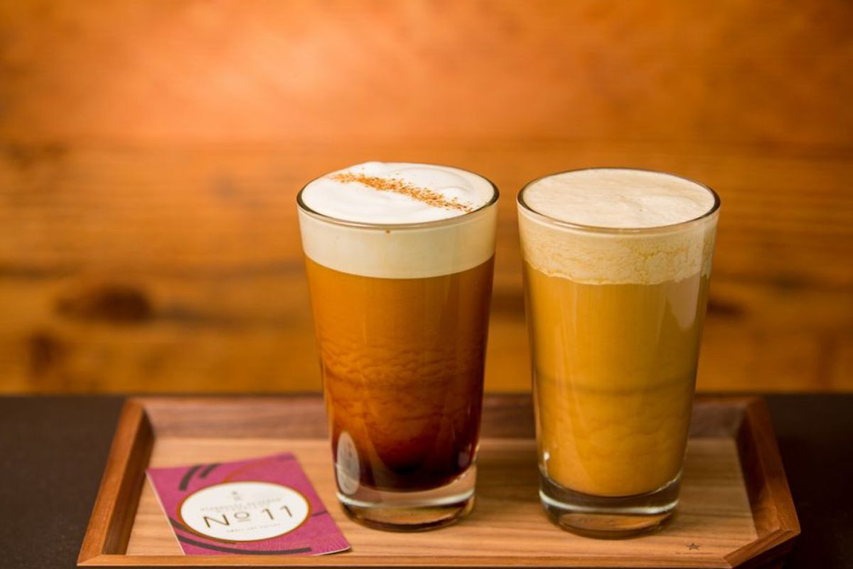 Starbucks Introduces Flavored Nitro Cold Brew Eater