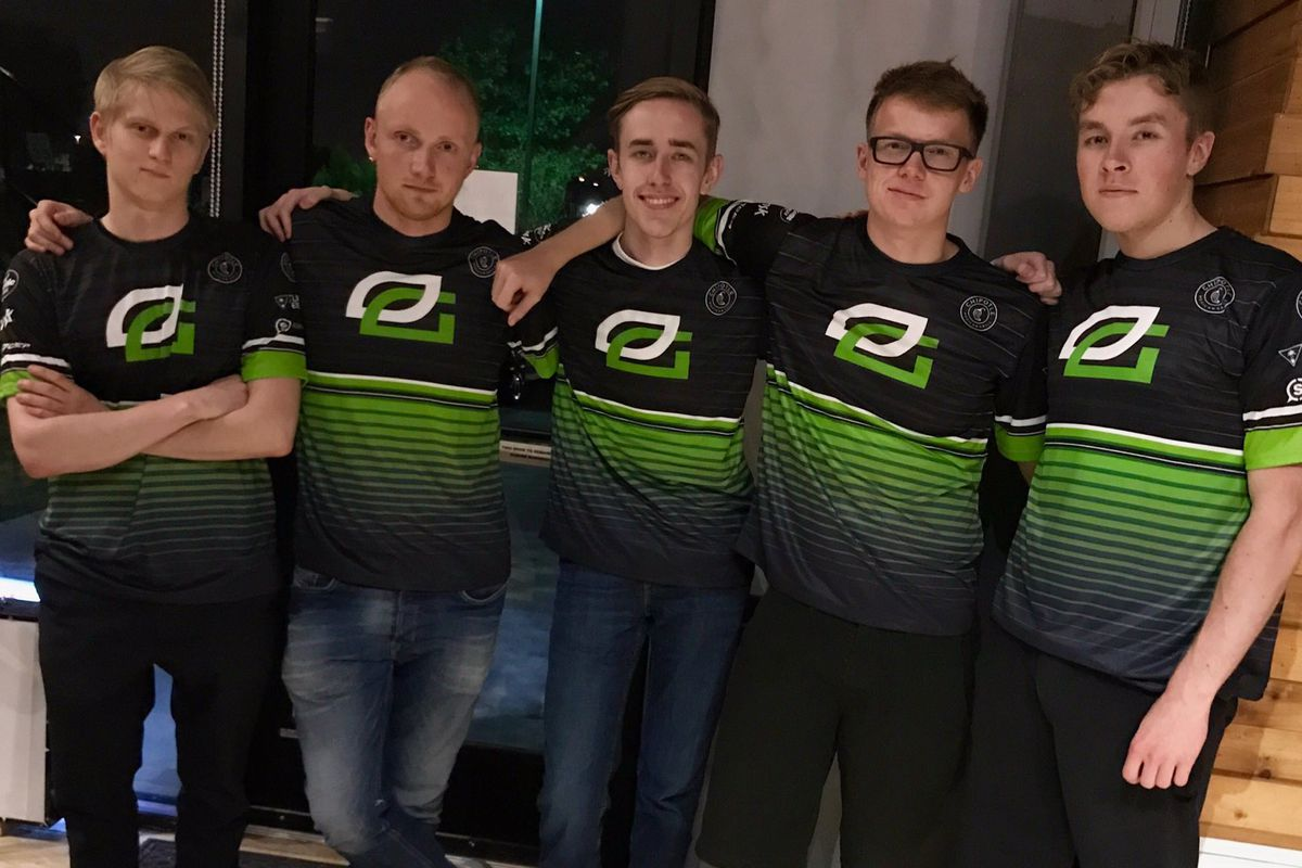 ppd optic gaming dota 2 team