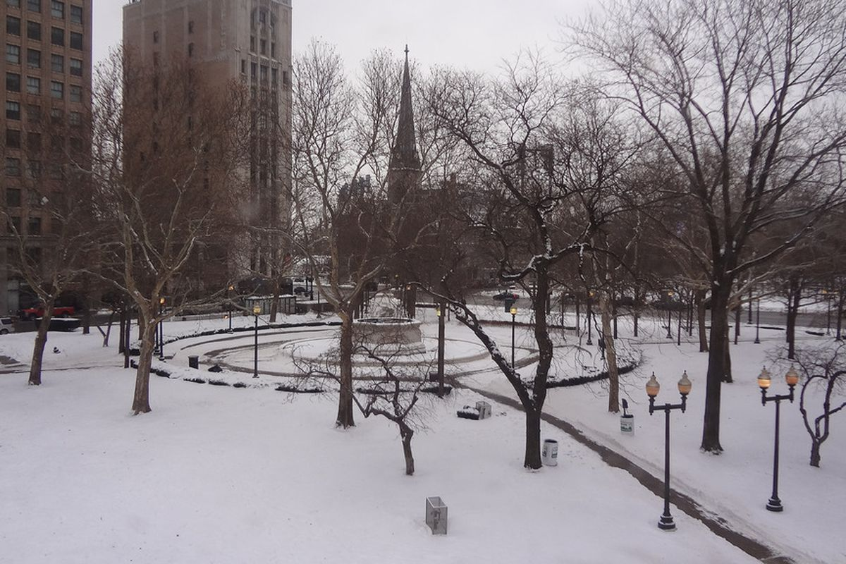 More winter weather in Detroit could cut into students' vacation time.