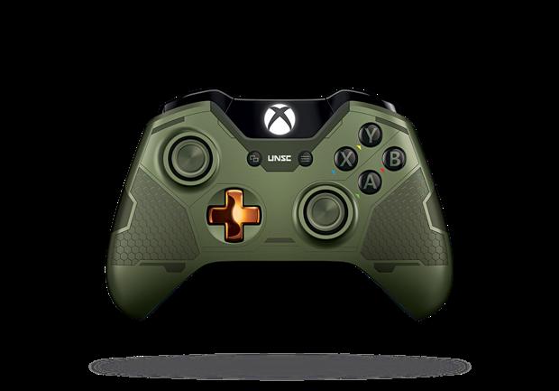 Halo 5 Xbox controller