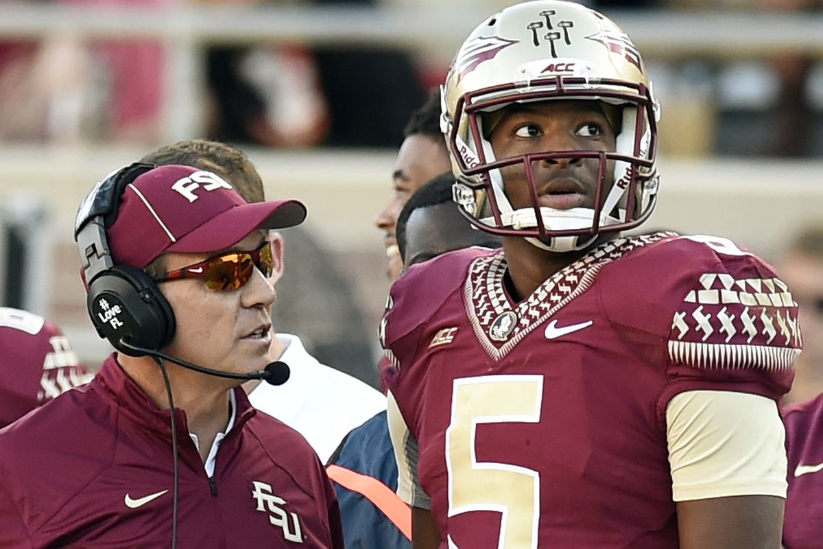 Undefeated Florida State returns to the top of both polls.