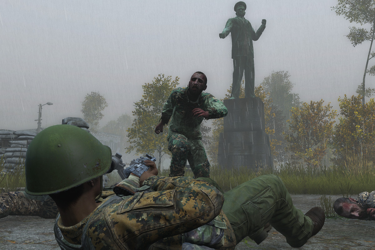 Multiplayer survival game DayZ will finally be released