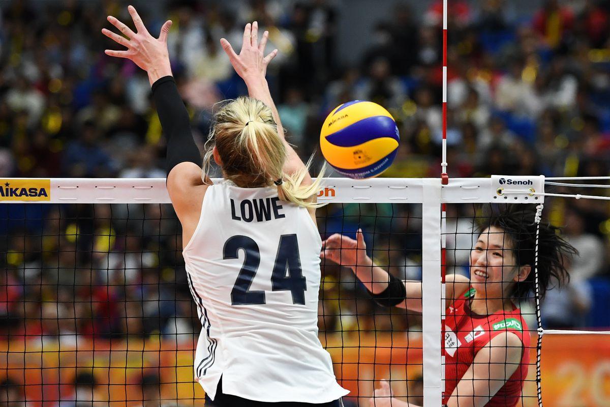 Japan v USA - FIVB Women's World Championship 5th Place Match