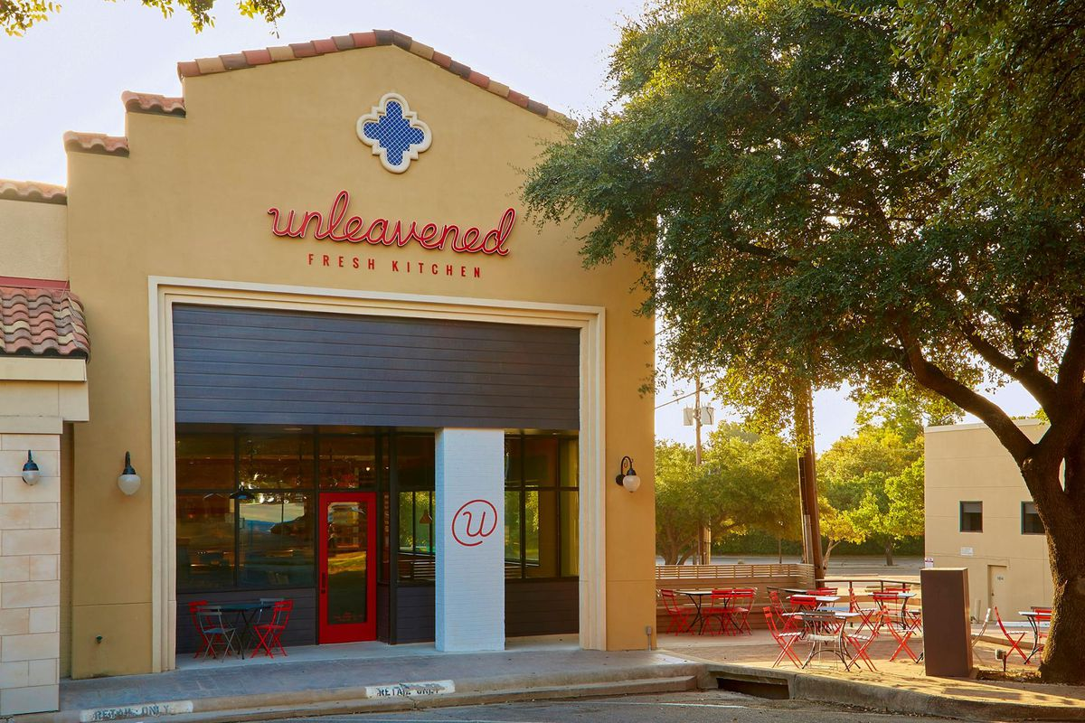 Unleavened fresh kitchen will open three more restaurants for Unleavened fresh kitchen