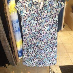 Cacharel shirt dress, $97