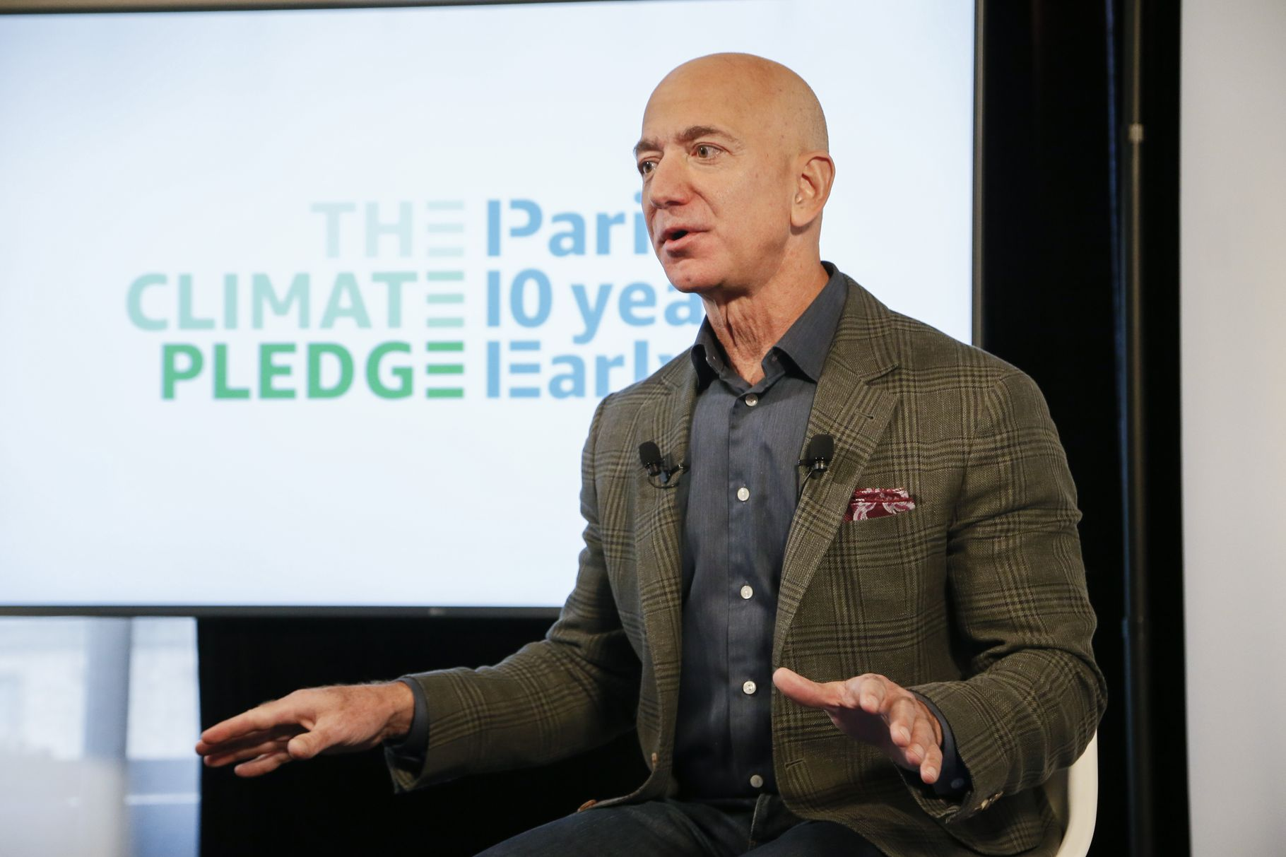 Amazon Launches $2B Clean Tech Venture Fund