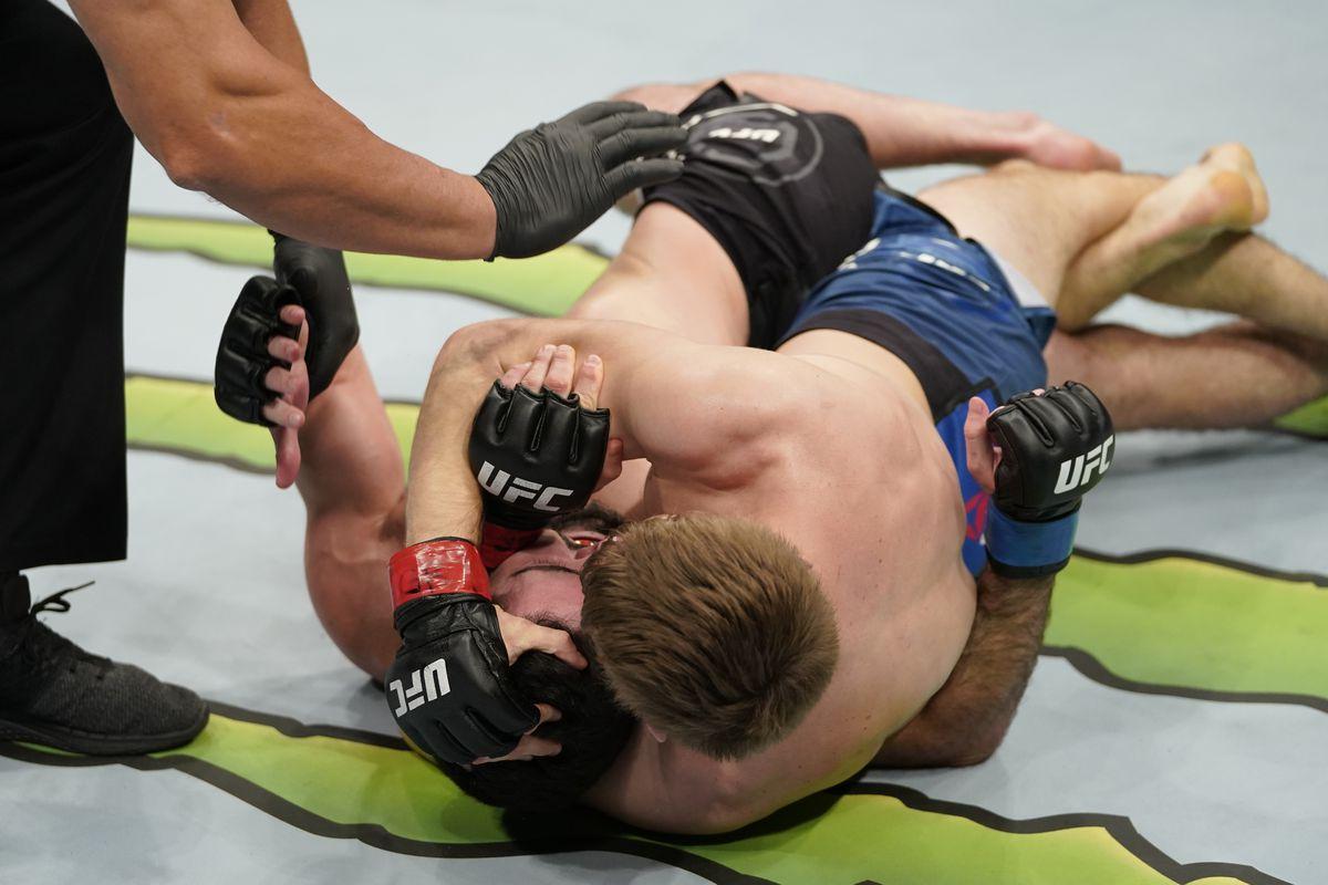 UFC Fight Night: Mitchell v Sayles
