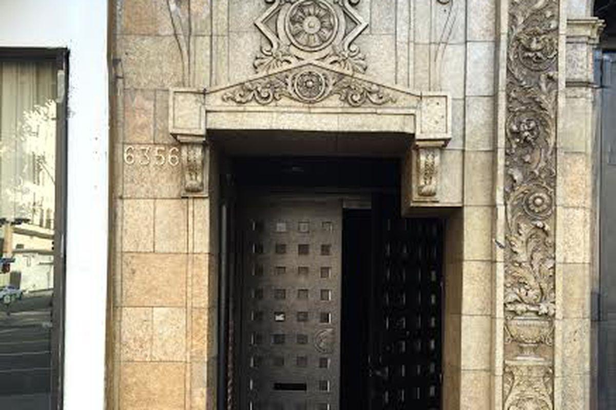 Entrance to Genesis