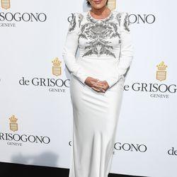 Kris Jenner at the De Grisogono party.