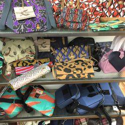 Handbags, 80% off