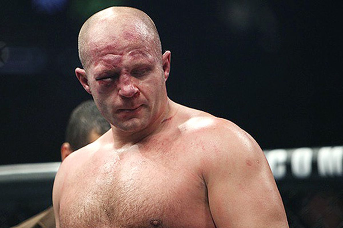Fedor Emelianenko stoppage against Dan Henderson came too ...