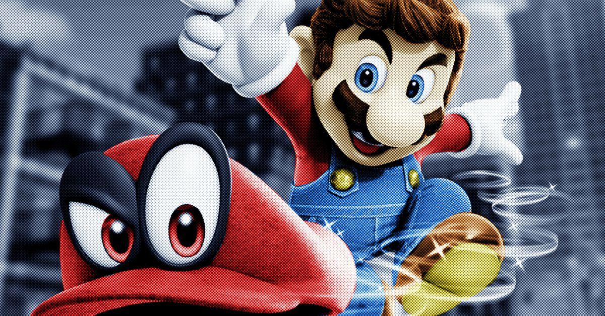 Why 'Super Mario Odyssey' Might Be the Best Mario Game Ever