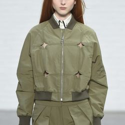Clever interpretation of military at Yigal Azrouel. Photo: IMaxTree.