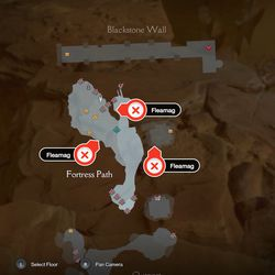Fortress Path shirking Fleamags.