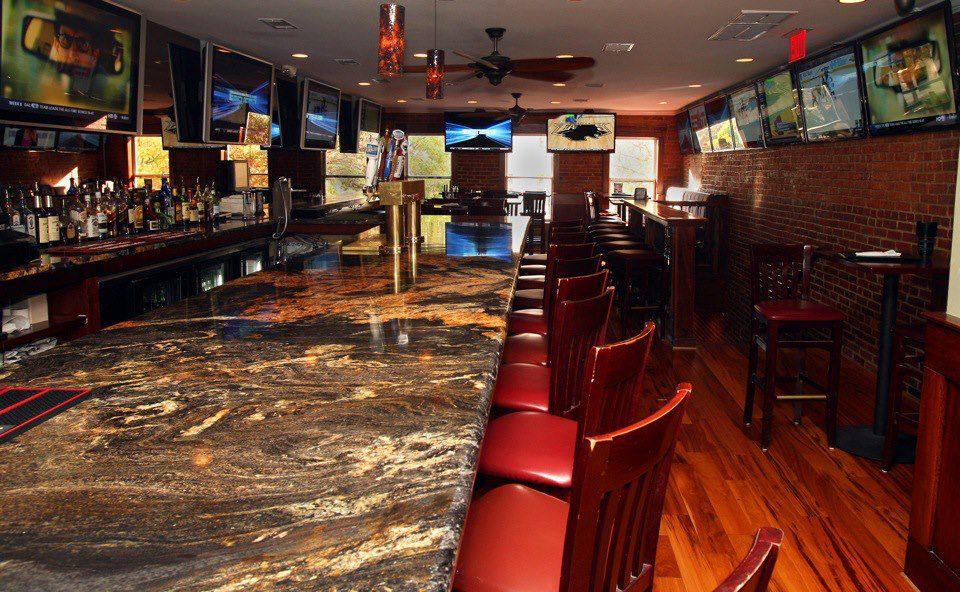 Penn Quarter Sports Tavern's interior
