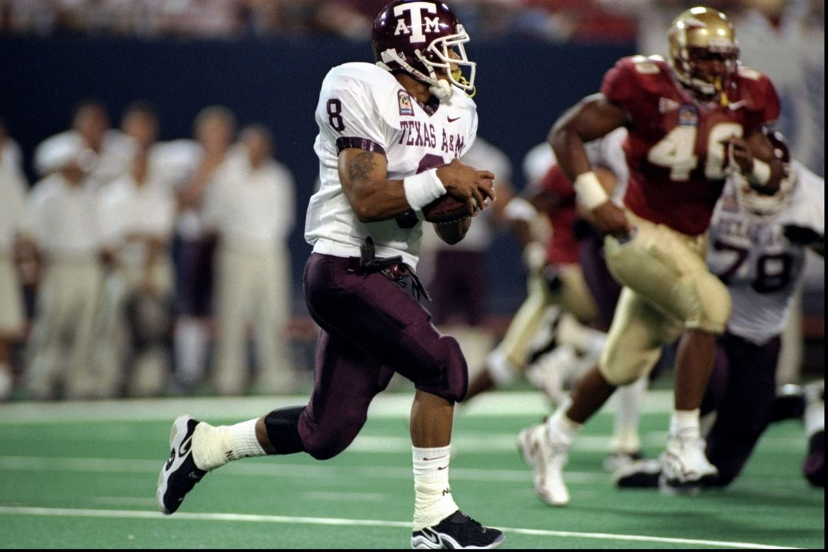 lowest price d2dd3 c21fe THROWBACK WEDNESDAY: 1998 Florida State vs. Texas A&M - Good ...