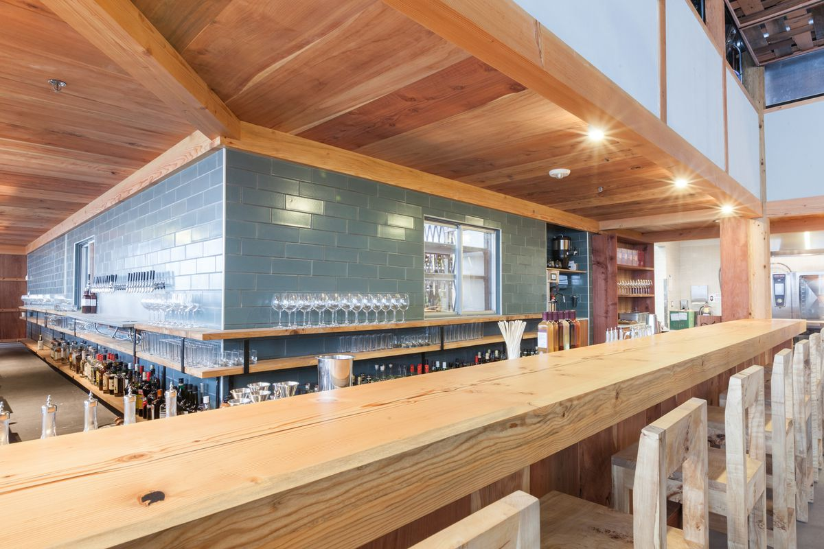 Berkeleys Ippuku Will Open Soba Spinoff In West Oakland Eater Sf Modern Fuse Box Peer Inside The Perennials Palace Of Sustainability