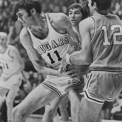 Kresimir Cosic during his time at BYU.