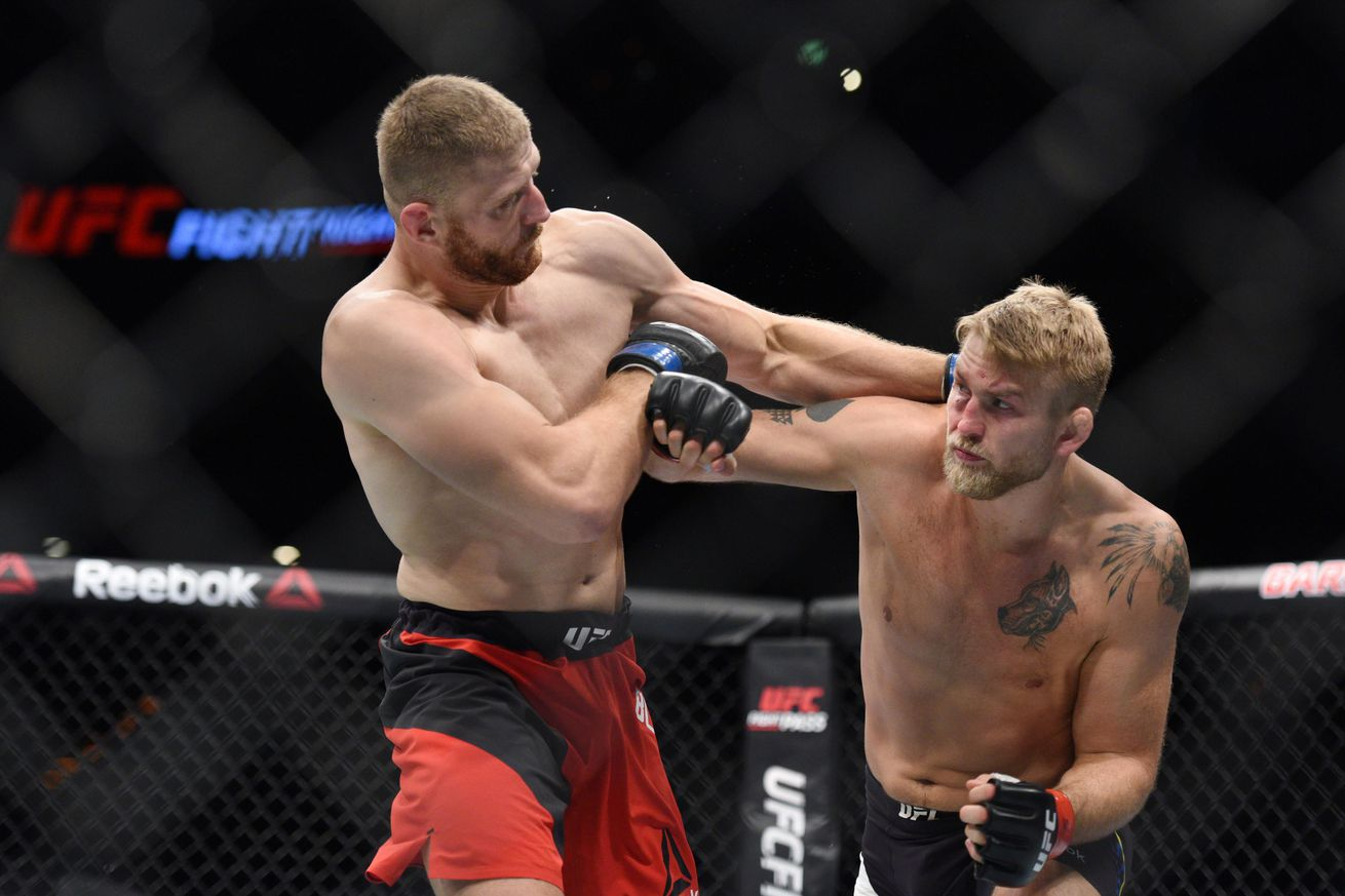 community news, UFC Fight Night 109 fight card: Alexander Gustafsson vs Glover Teixeira preview