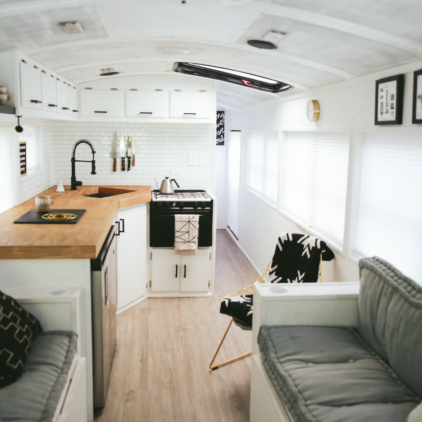 DIY camper conversion: 5 surprising vehicles for a home on wheels