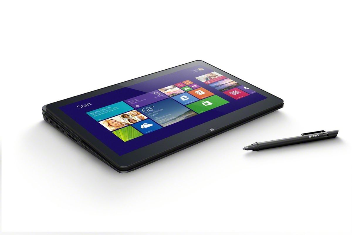 Sony VAIO Fit 11A (embargoed)