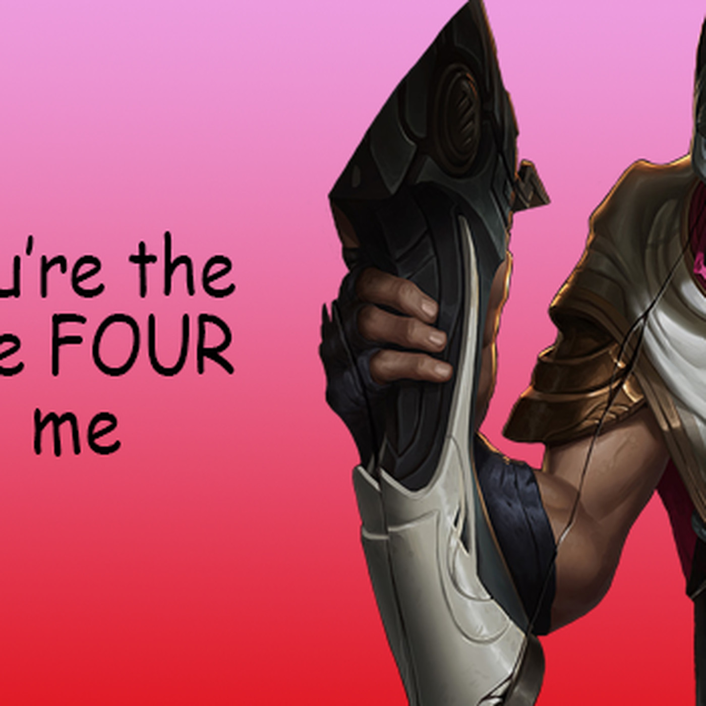 Here are some League valentines to send to that special someone - The Rift  Herald