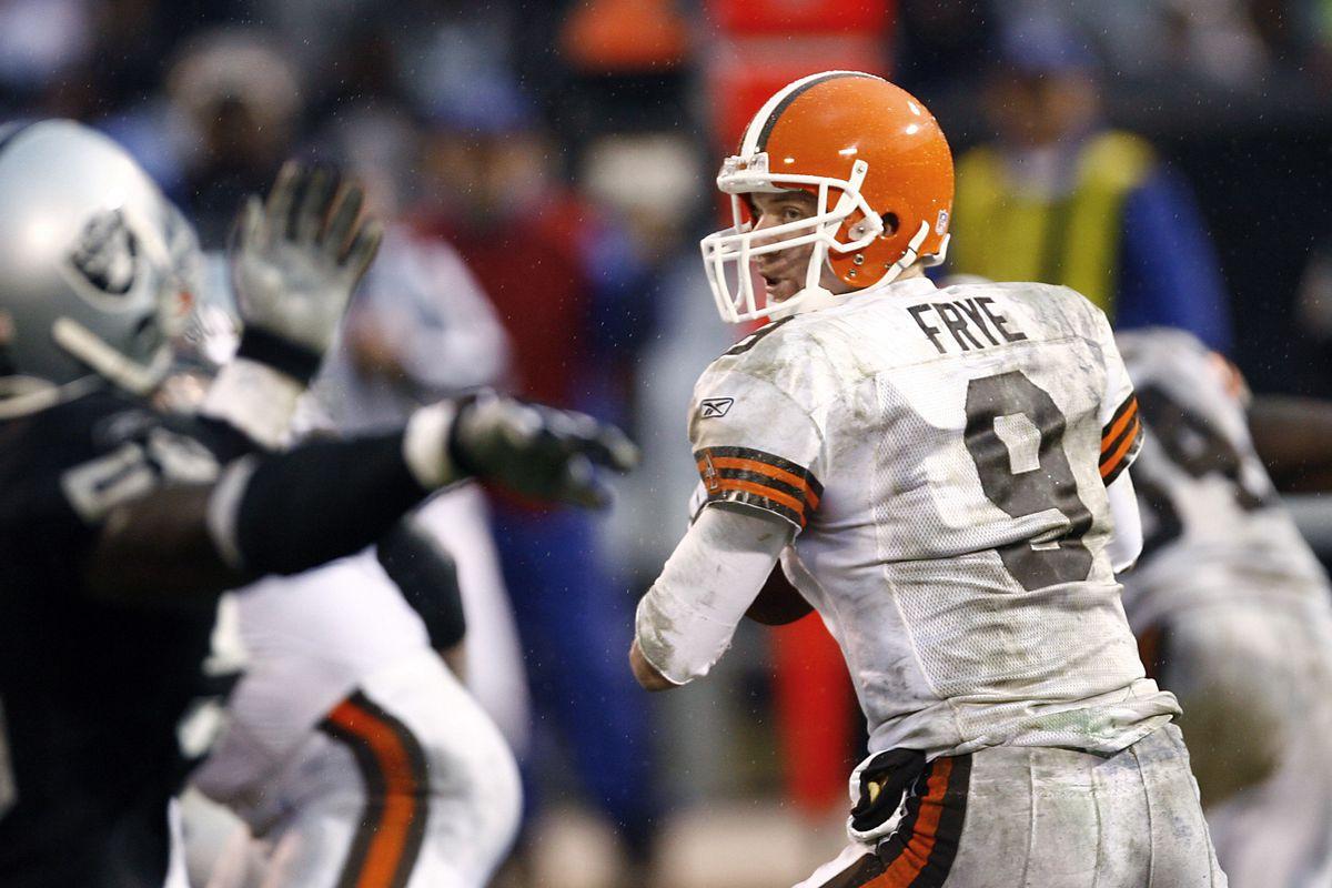 Cleveland Browns vs Oakland Raiders - December 18, 2005